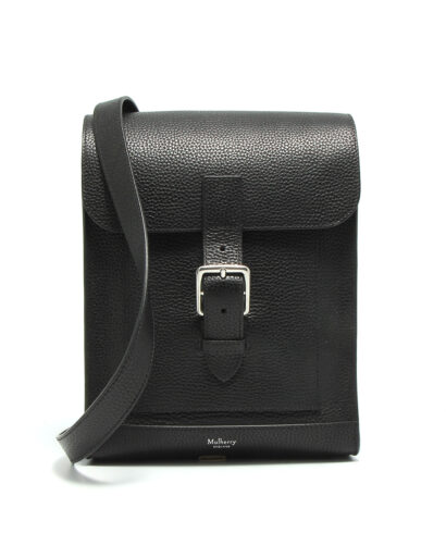 Mulberry-ChiMulberry-Chiltern-Small-Messenger-Black-HH4346-346A100-Front-1ltern-Small-Messenger-Black-HH4346-346A100-Front-1