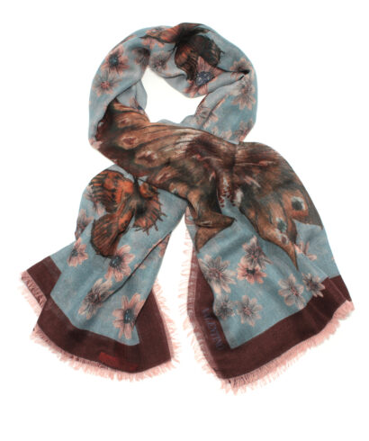 Valentino sjal scarf halsduk rea