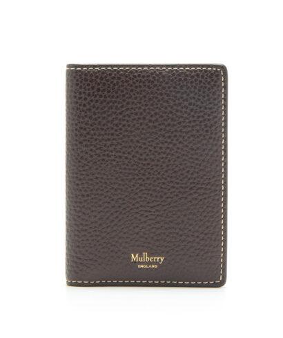Mulberry kort plånbok herr rea front