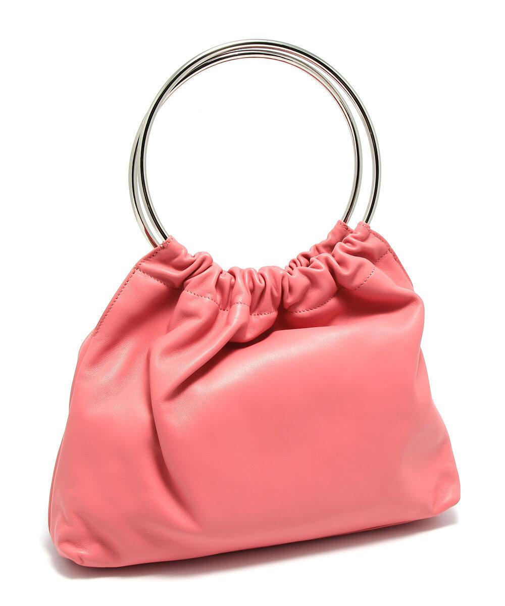 little liffner ring purse small rhubarb