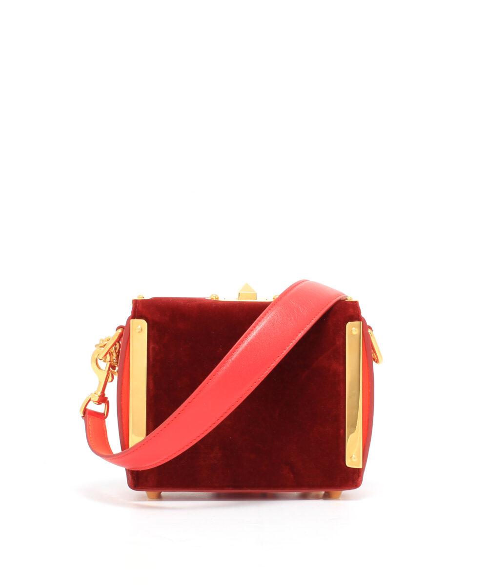 AMQ-Box-Bag-16-Velvet-Red-530694KR45M6655-Back