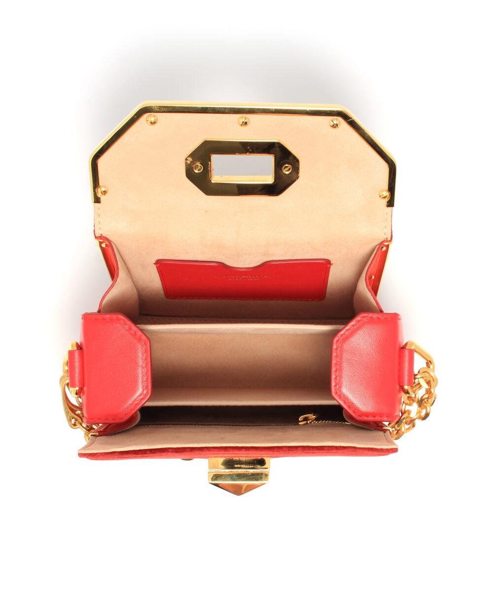AMQ-Box-Bag-16-Velvet-Red-530694KR45M6655-Inside