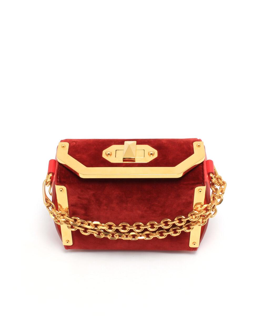 AMQ-Box-Bag-16-Velvet-Red-530694KR45M6655-Top