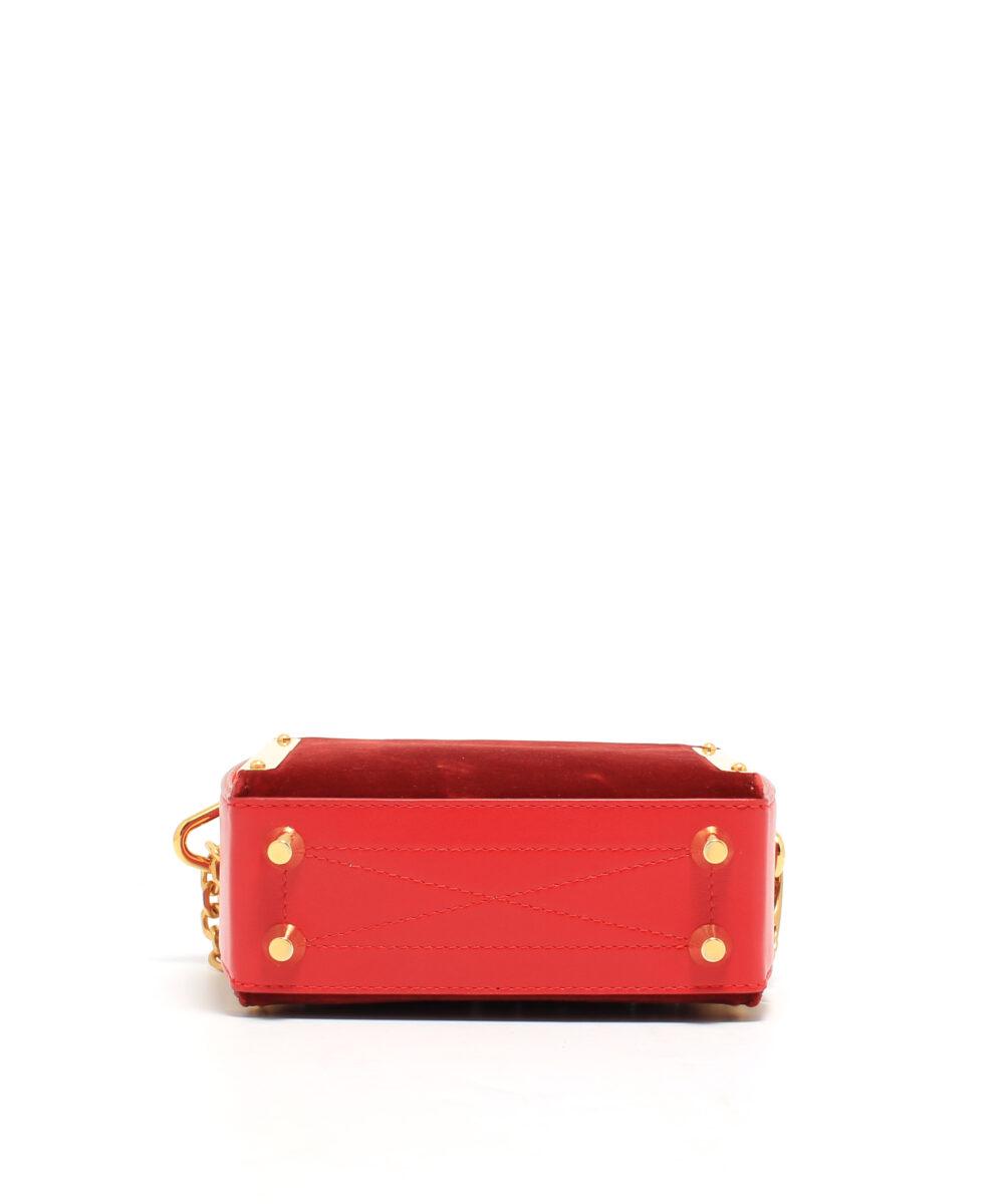 AMQ-Box-Bag-16-Velvet-Red-530694KR45M6655-Under