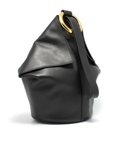 AMQ-Butterfly-Bag-Black-5379650GF0M1000-Side