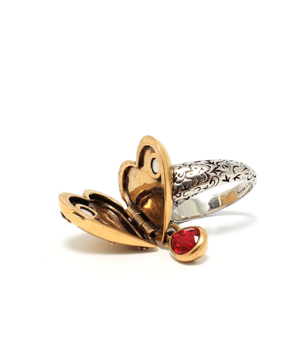 AMQ-Metal-Heart-Siam-Gold-470218J160U7222-Detail