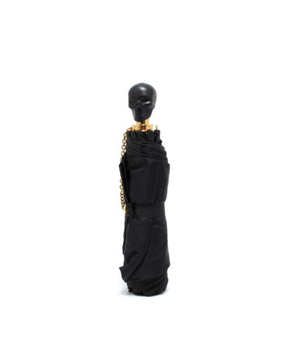 Alexander McQueen-Umbrella-Black-Rea