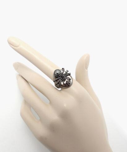 Alexander mcqueen ring spider rea sale