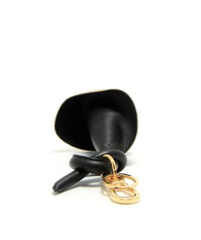 Loewe-Calla-Charm-Gold-Black-11117113-8133-Back