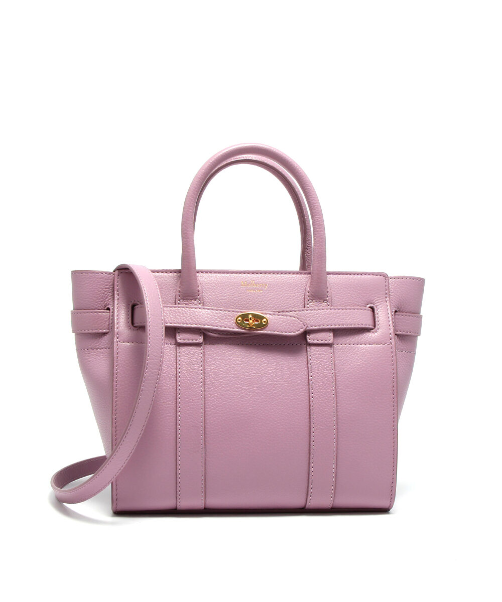 Mulberry-Mini-Zipped-Bayswater-Lilac-HH4949-205V110-Front