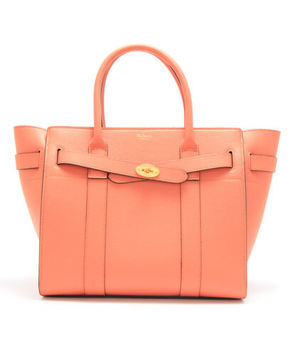 Mulberry-small-zipped-bayswater-coral-rose-HH4944-690J916-front