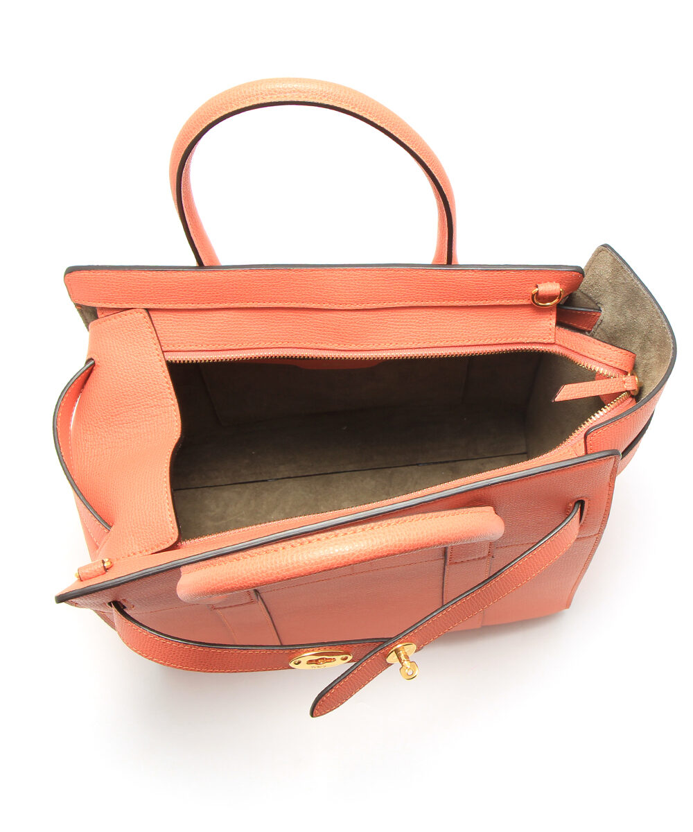 Mulberry-small-zipped-bayswater-coral-rose-HH4944-690J916-inside