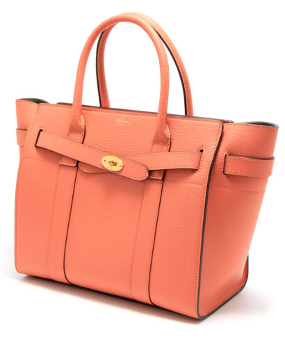 Mulberry-small-zipped-bayswater-coral-rose-HH4944-690J916-side