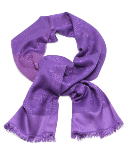 mulberry-Tree-Rectangular-scarf-purple-VS4225-762V100-front