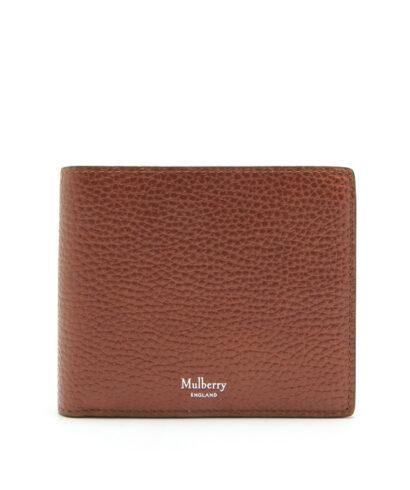 Mulberry herr plånbok 8 kortfack myntfack sedelfack