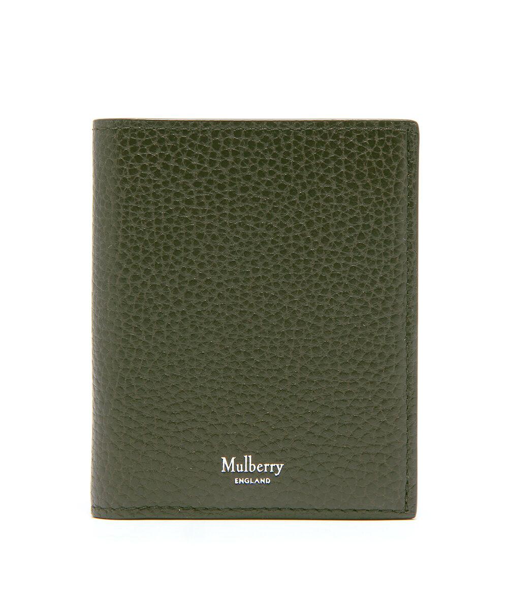 Mulberry plånbok herr 8 kortfack grön rea sale