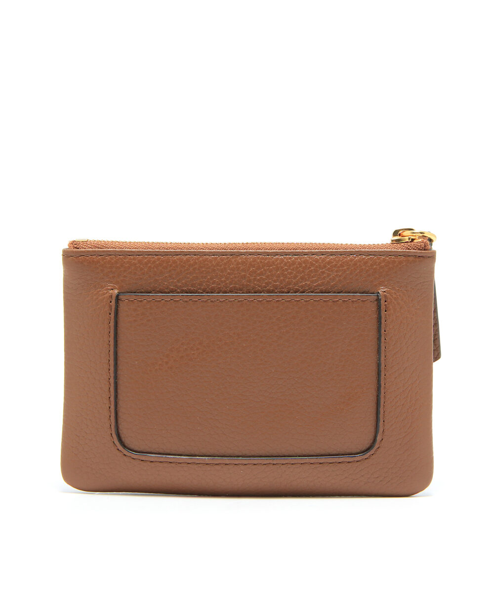 Mulberry zip coin pouch rea sale