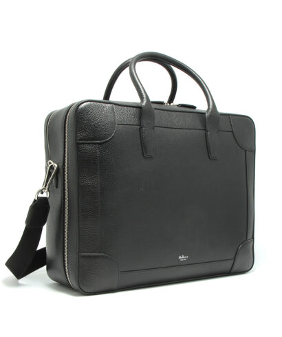 Mulberry-Belgrave-24H-Black-HG4639-346A100-Side