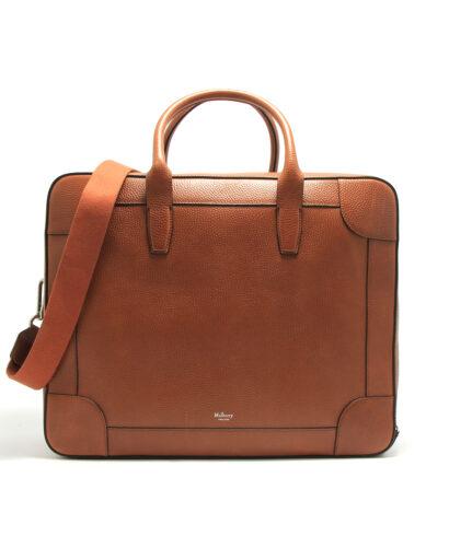 Mulberry-Belgrave-24H-OAK-designerväska rea resväska läder