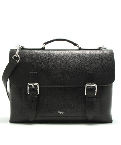 Mulberry-Chiltern-Briefcase-Black-HH4214-346A100-Front