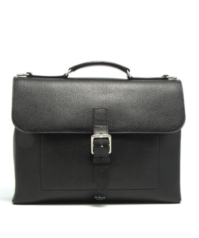 Mulberry-Chiltern-Small-Briefcase-Black-HH4378-346A100-Front