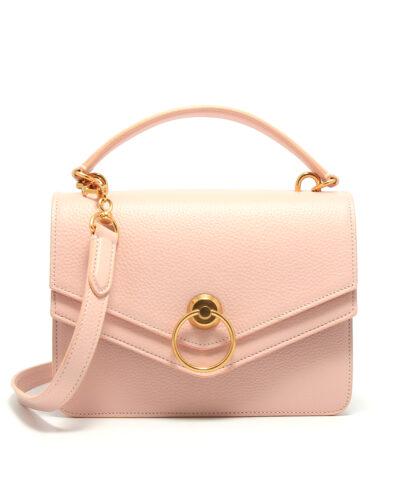 Mulberry-Harlow-Satchel-Icy-Pink-designerväska handväska rea