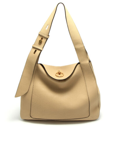Mulberry-Marloes-Hobo-Light-Dune-designerväska rea