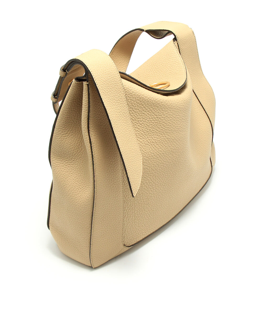 Mulberry-Marloes-Hobo-Light-Dune-HH5126-024H682-Side