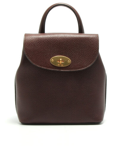 Mulberry-Mini-Bayswater-Backpack-Oxblood-HH4959-346K195-Front