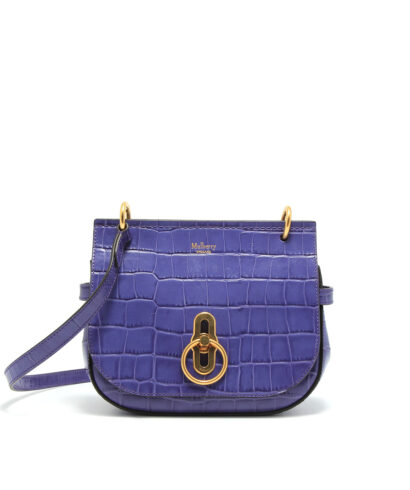 Mulberry-Small-Amberley-Satchel-Croc-Print-Dark-Amethyst-HH4804-640V628-Front