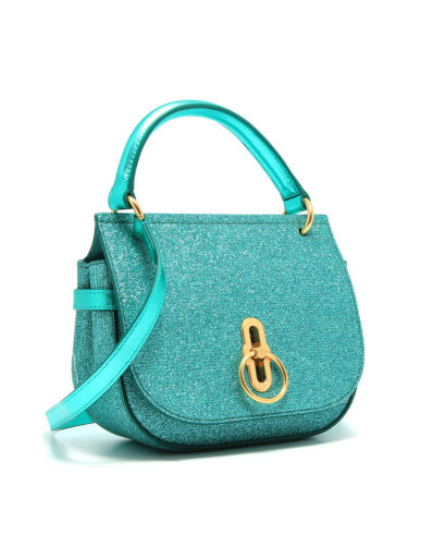Mulberry-Small-Amberley-Satchel-Glitter-Minty-HH5335-000R550-Side