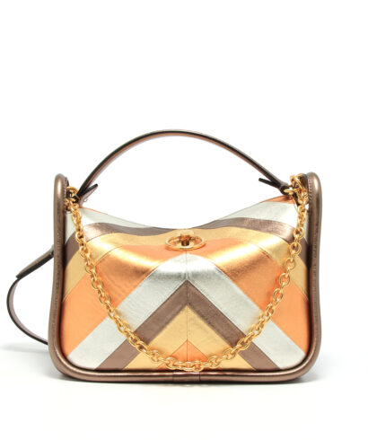 Mulberry-Small-Leighton-Multicolor-Metallic-Designerväska Rea