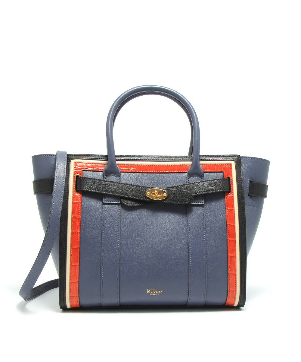 Mulberry-Small-Zipped-Bayswater-Calf-Croc-HH4768-000Z705-Front