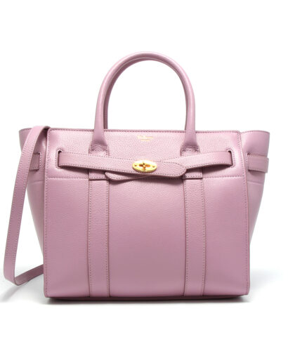 Mulberry-Small-Zipped-Bayswater-Lilac-HH4406-205V110-Front