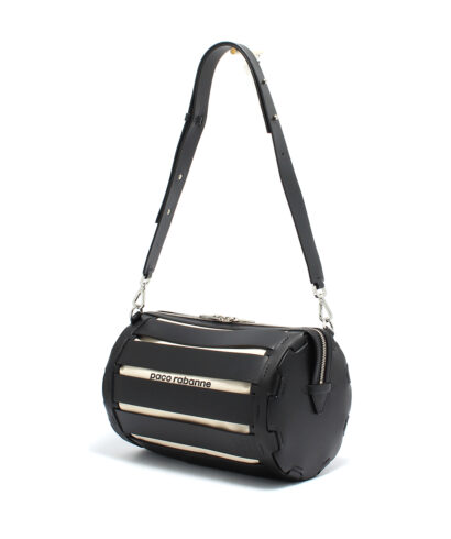 Paco-Rabanne-Bowling-Bag-Big-Black-18HCAGEBO3CAASI001-Side-2