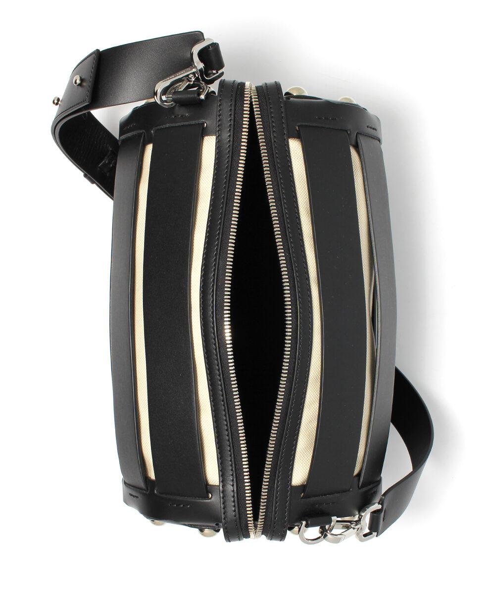 Paco-Rabanne-Bowling-Bag-Studs-Black-18HCAGEBO3CADSI001-Inside