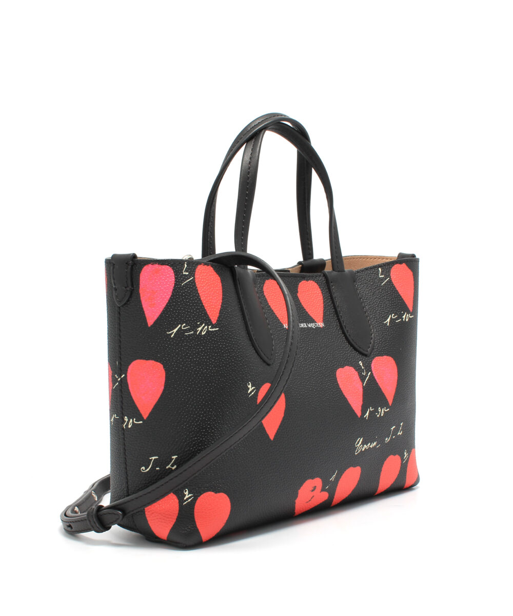 AMQ-Mini-Shopper-Black-Multicolor-5021930IZ1Y1090-Side
