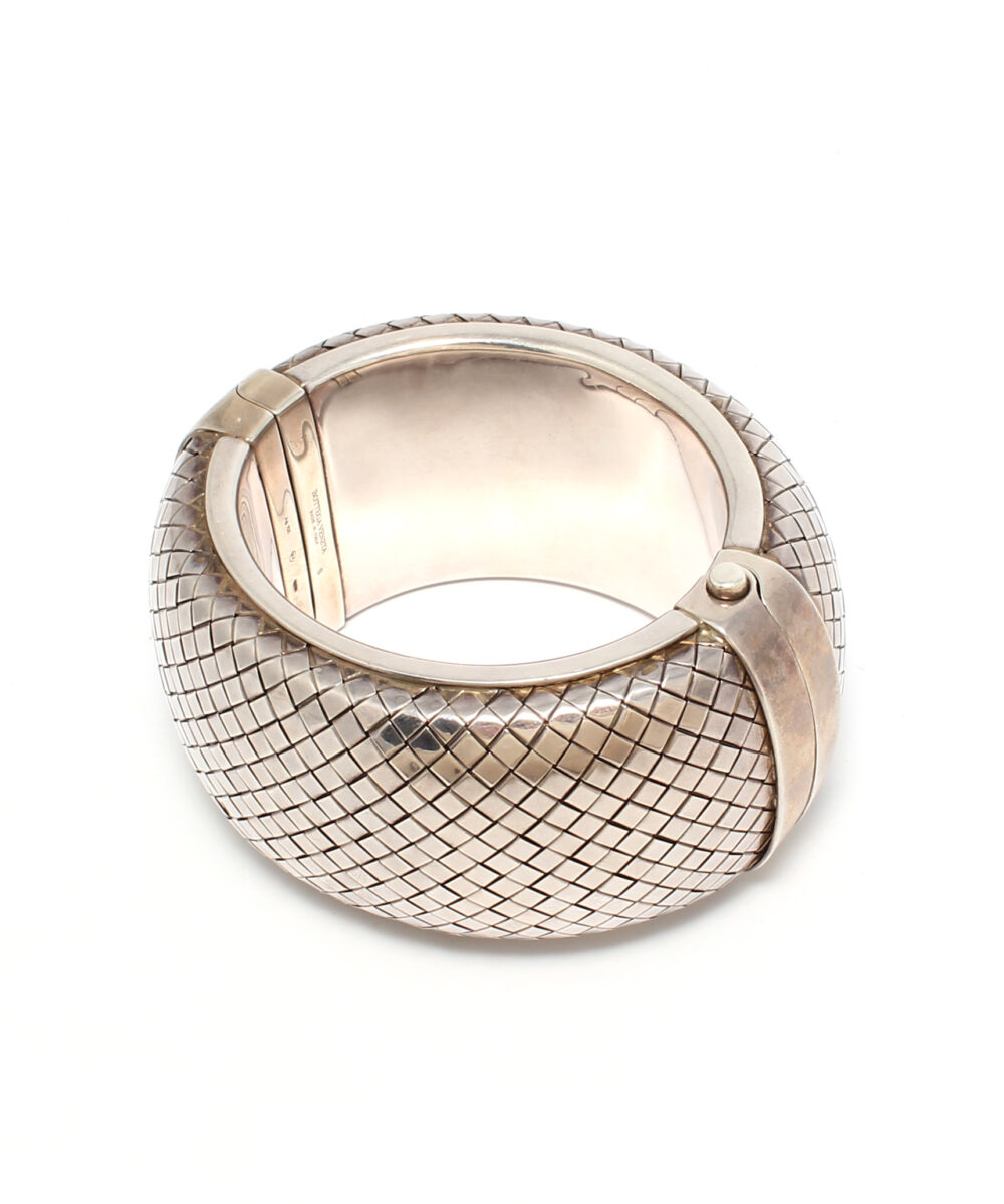 BV-Bracelet-Argento-Designersmycke rea