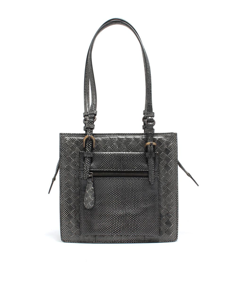 BV-Handbag-Ardoise-Nero-Designerväska Rea