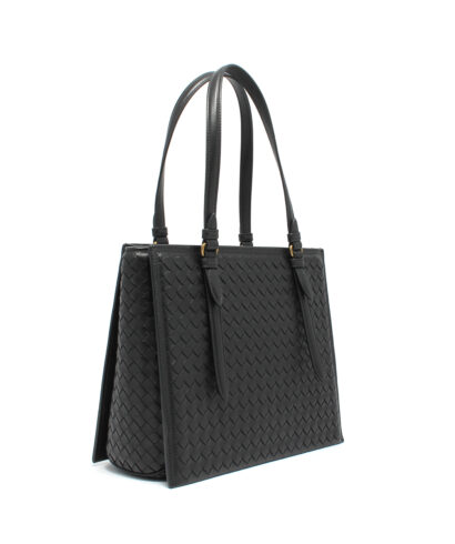 BV-Medium-Handbag-Nero-464675VAUQ31000-Side