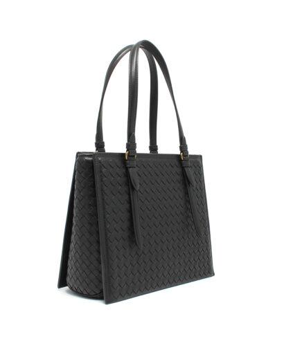 BV-Medium-Handbag-Nero-464675VAUQ31000-Side