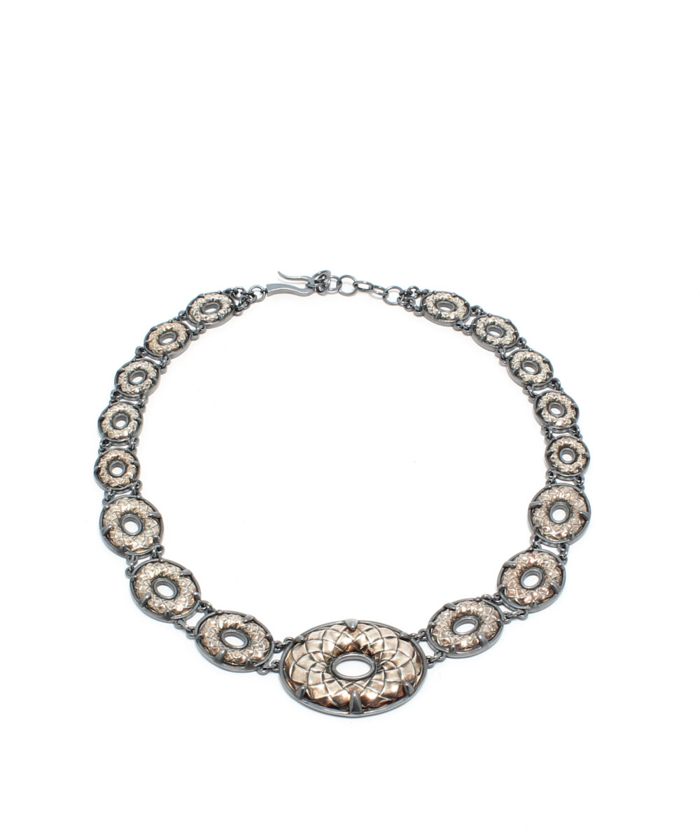 BV-Necklace-Oval-DIamonds-Designersmycke rea