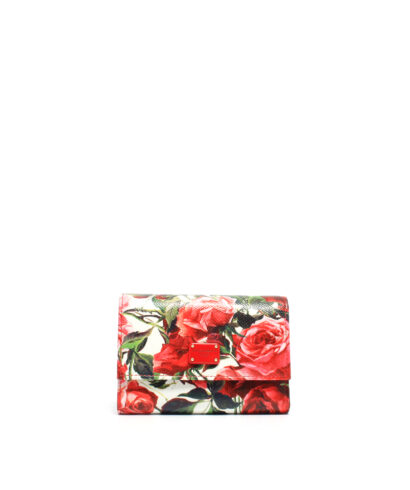 DG-French-Wallet-Roses-BI0924AI228HWA25-Front