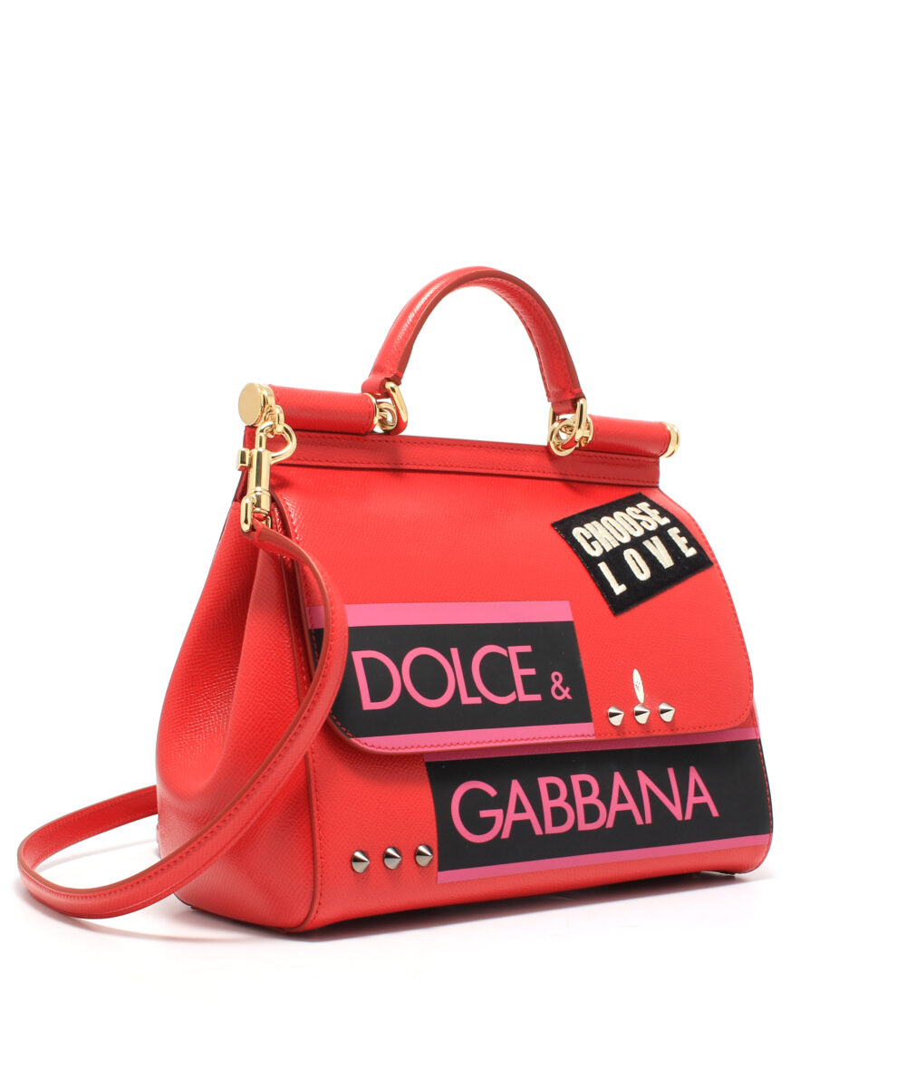 DG-Medium-Sicily-Bag-Patcher-Red-BB6002AS53780303-Side