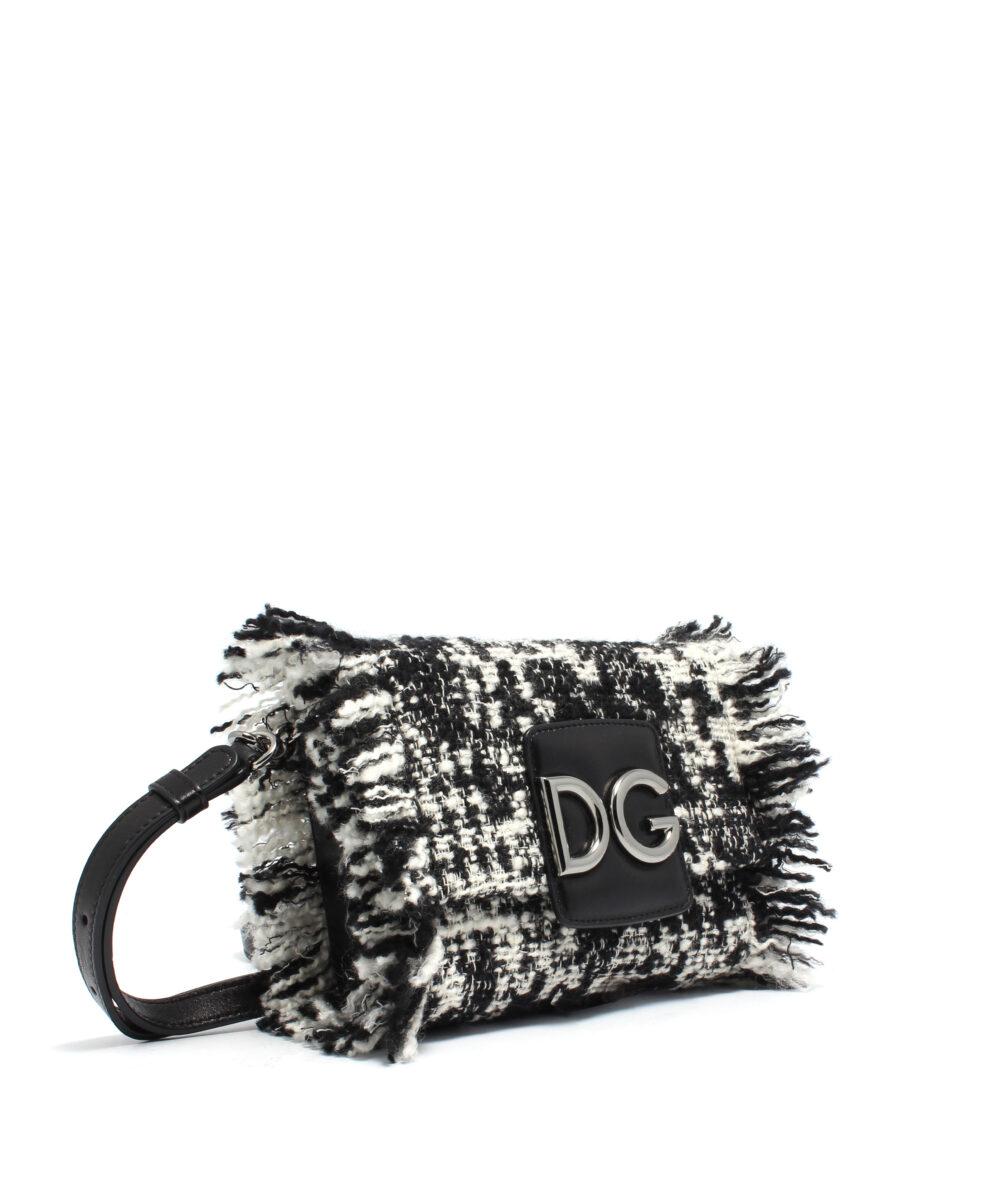 DG-Tweed-Mini-Bag-Blk-Wh-BB6391AV34289697-Side