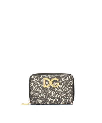 DG-Zip-Around-Wallet-Lace-BI0920AI923HADTN-Front