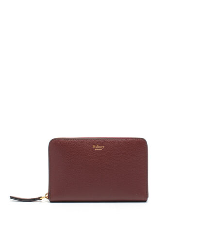 Mulberry brun plånbok rea