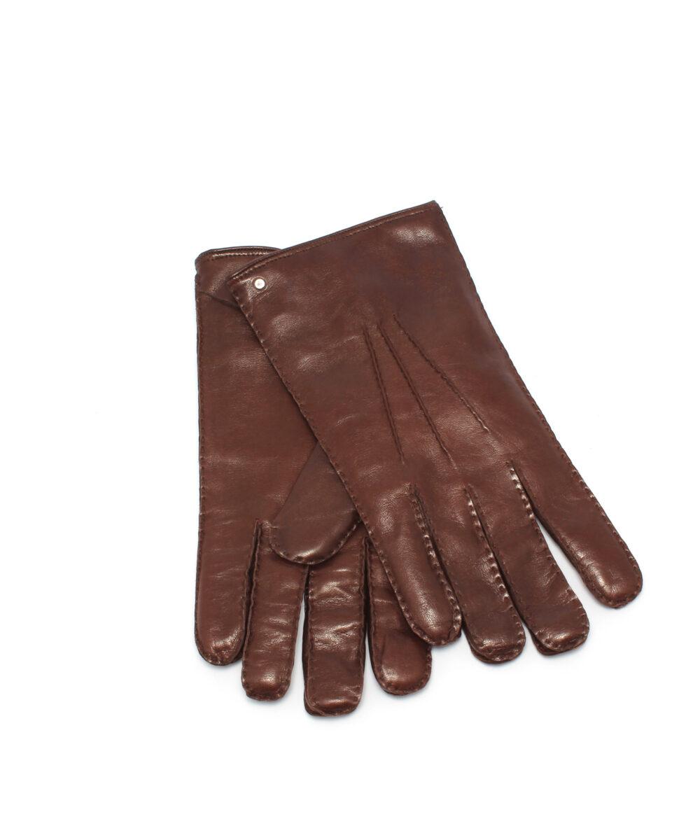 Mulberry herr skinn handskar rea