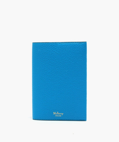 Mulberry passfodral passport cover rea