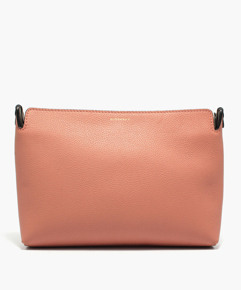 Burberry Marais Clutch Dusty RoseLimestone